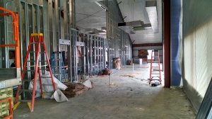 North Classrooms 10/07/14